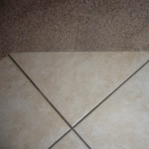 Amarillo dry carpet cleaning - carpet cleaning - dry organic carpet cleaning - transition repair after