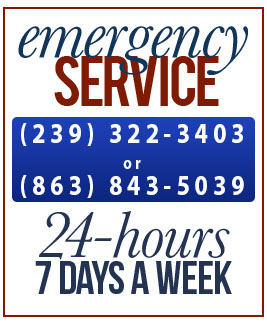emergency water restoration services - labelle, fl